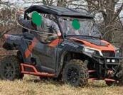 Primary photo of STOLEN UTV  New Wanted - Please refer to the physical description